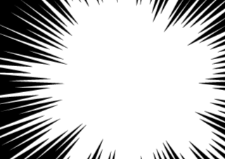 4コマ漫画「光の先には何が待っている」の3コマ目