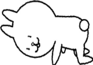 4コマ漫画「ヤル気MAX」の4コマ目