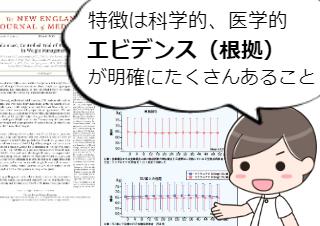 4コマ漫画「世界標準のGLP1ダイエット②」の1コマ目