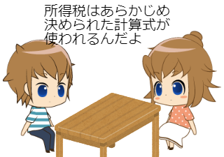 4コマ漫画「保育士成長記録 第35話「控除②」」の2コマ目