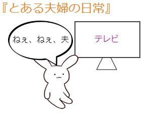 4コマ漫画「都道府県」の1コマ目