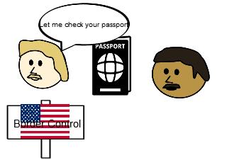4コマ漫画「9/11 After Effect」の3コマ目