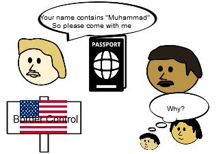 4コマ漫画「9/11 After Effect」の4コマ目