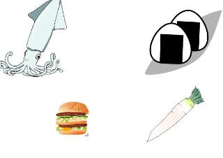 4コマ漫画「またイラストを送りました」の2コマ目