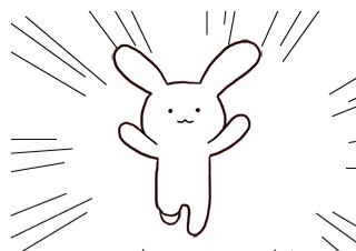 4コマ漫画「恋バナ」の1コマ目