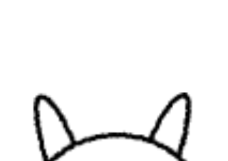4コマ漫画「耳」の2コマ目