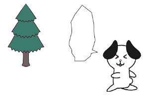 4コマ漫画「無題」の2コマ目