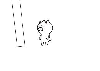 4コマ漫画「虫」の3コマ目