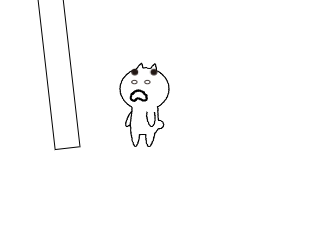 4コマ漫画「虫」の4コマ目